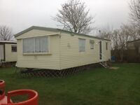 STATIC CARAVAN SITED ON MARLEY FARM WITH 6 MONTHS GROUND RENT PAID