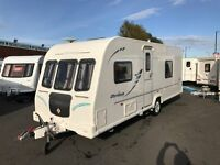 Bailey Olympus 504 Caravan Single axle £8995