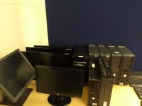 Selection of PC's/Monitors/Keyboards/Printers For Sale