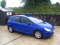 Peugeot 307,Diesel,