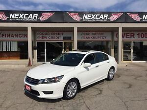2014 Honda Accord EX-L AUT0 LEATHER SUNROOF 94K