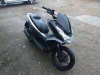 Honda pcx 125cc moped scooter vespa honda piaggio yamaha gilera peugeot ps sh dylan delivery