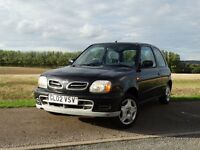 Low mileage Nissan Micra 1.4 Twister. Perfect first car!