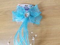 Claire's Frozen Hair Piece - New with Tags