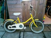 Retro child's bike - Raleigh