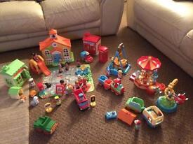 Huge bundle of ELC Happyland toys