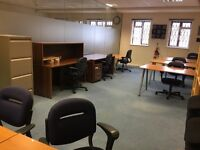 SERVICED OFFICE * South Woodford - East London E18 * Available to Rent Now