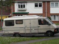 Eriba Car Campervan - 68000 miles, new clutch, rebuilt gear box, 2 ltre petrol engine