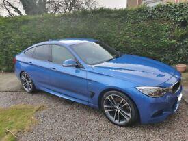 image for BMW 320d GT M Sport Auto - vw golf gti gtd touring sportback audi a5 a6 mercedes lexus px warranty
