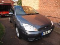 Ford Focus - 2004, 5 door, Automatic, MOT til April 04/2017