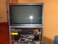 TV (PANASONIC) - 34 INCH (STAND INCLUDED)