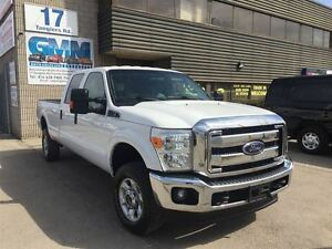 2014 Ford F-350 XLT Crew Cab Long Box 4X4 Gas