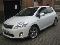 TOYOTA AURIS 2011 HYBRID ELECTRIC PCO UBER ACCEPTED #### NEW SHAPE AUTOMATIC #### 5 DOOR HATCHBACK