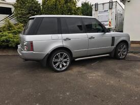 Diesel Range Rover 2005