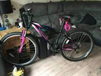 Ladies 16 inch cube specialized mountain bike