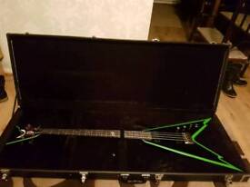 Razorback Dean - Dime bass guitar