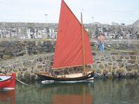 Boat Zulu skiff