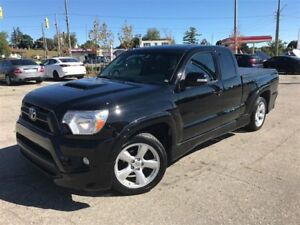 2014 Toyota Tacoma X-Runner / 6-SPD / ONLY 77KM