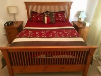 Large Double (Queen Size) Bedroom Set