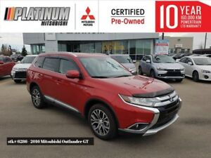 2016 Mitsubishi Outlander GT S-AWC   LOW KM, Fully Loaded