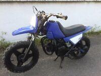 Py 50 Yamaha pw 50 rep