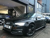 Audi A5 2.0 TDI S Line 2dr 2014 S5 FACE LIFT CONVERSION!!