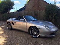 1999 Porsche Boxster 2.5 986 Convertible Tiptronic S! WOW! WHAT A CAR FOR THE MONEY! FSH INC BELTS!