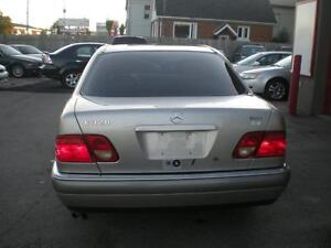 1997 MERCEDES-BENZ E320 | LOADED | SUNROOF | MUST SEE Kitchener / Waterloo Kitchener Area image 3