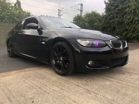 BMW 3 Series 2008 325i M Sport Coupe Huge Extras