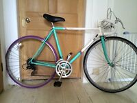 Raleigh equipe vintage racer racing bike