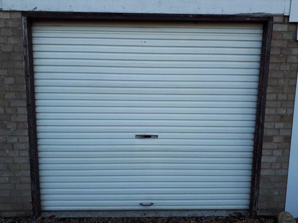 Used Manual Gliderol Roller Garage Door In Norwich