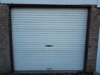 Used Manual Gliderol Roller Garage Door