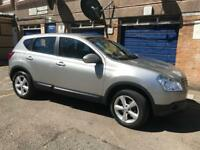 Nissan Qashqai acenta cvt 2 l auto 2008 for quick sale