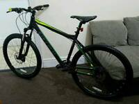 CARRERA VULCAN 2017 MODEL 1 MONTH OLD USED TWICE RRP £370