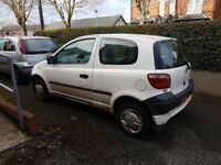 Toyota Yaris good engine 1.0 petrol 80k
