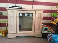 Solid TV unit very good condition