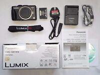 Panasonic Lumix GX1 and Lumix G Vario 14-42mm F/3.5-5.6 OIS G Lens £199!!!!!!!!!