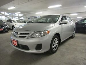 2013 Toyota Corolla CE, P-Roof,$55.93 Weekly