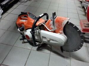 STIHL Concrete Saw, We Sell used Tools, Get a Deal! #43373