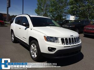 2012 Jeep Compass North **SIEGES CHAUFFANT+PRISE AUX+WOW!!