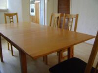 Ikea Extendable Dining Table - Great Price!