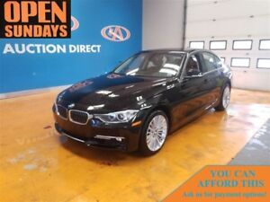 2014 BMW 328I xDRIVE! DUAL POWER SEATS! NAV! SUNROOF! LEATHER