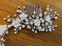 Bridal Hair Vine - Amanda Wyatt