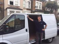 MAN WITH VAN ( CHEAP + RELIABLE ) £20/hr