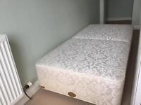 Single Divan Bed Base