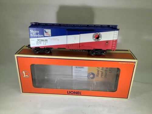 Lionel 6-29259 Northern Pacific Box Car O Gauge