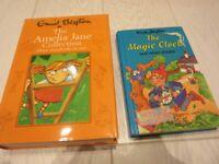 2x Enid Blyton Hardback children's books