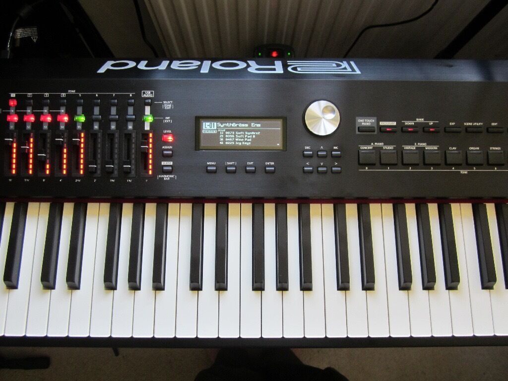 roland rd 2000 owners manual