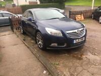 VAUXHALL insignia spare and repair 2011 2.0 cdti 130bhp