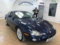 JAGUAR XKR 4.0 XKR 2d AUTO 370 BHP SUPERCHARGED TRADE CLEARAN (blue) 2001